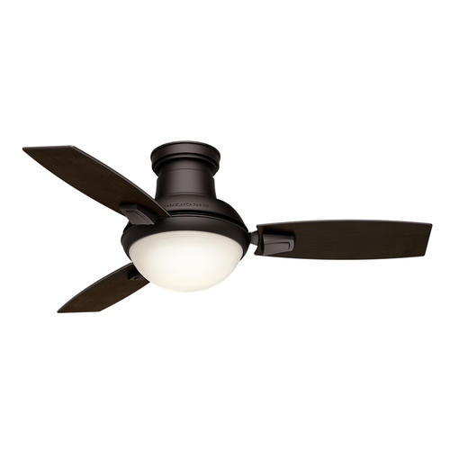 Casablanca Verse 44 Led Outdoor Maiden Bronze Ceiling Fan At Menards