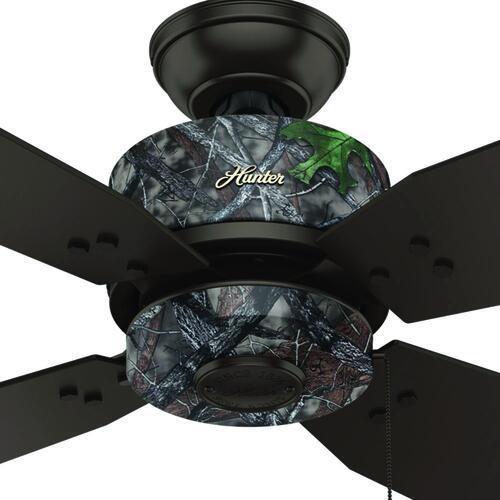Hunter Timberlane 52 Truetimber Outdoor Ceiling Fan At Menards