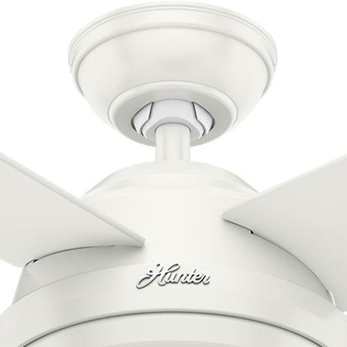 """Helpful Menards Hunter Ceiling Fans 52 Mccollum Fan On: Hunter® Fan Dempsey 52"""" No Light White Ceiling Fan At Menards®"""