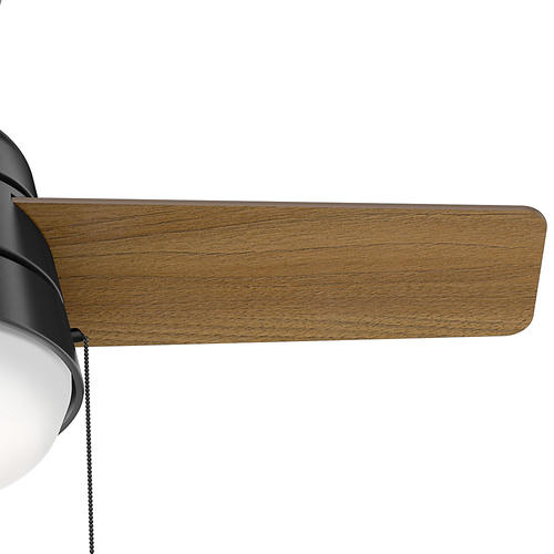 Hunter Fan Aker 36 in. LED Indoor Matte Black Ceiling Fan at Menards®