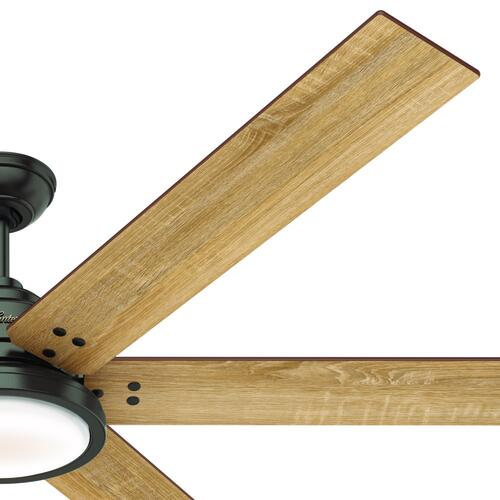 Le Bronze Integrated Led Ceiling Fan