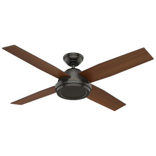 """Helpful Menards Hunter Ceiling Fans 52 Mccollum Fan On: Hunter® Dempsey 52"""" Noble Bronze Ceiling Fan At Menards®"""