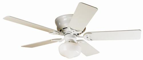 Hunter low profile iii 52 ceiling fan at menards aloadofball Image collections