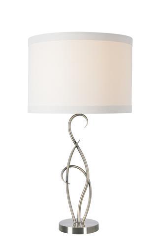 Beau Photon Lighting Swirl Table Lamp At Menards®