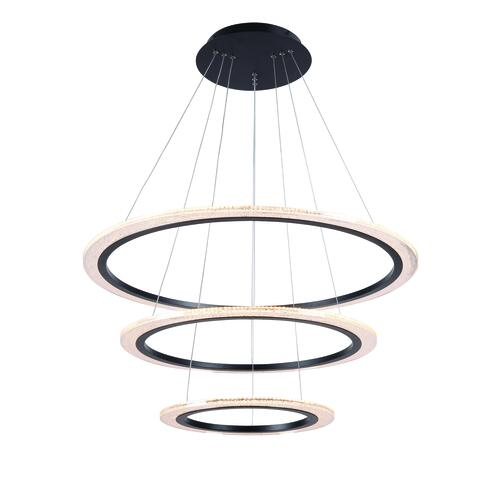 Hunter Lighting Zoe Integrated Led Pendant At Menards