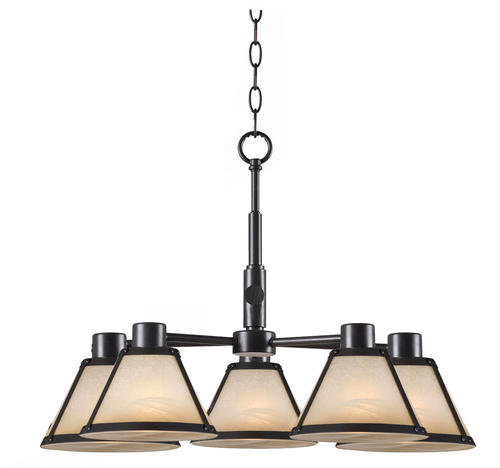 Hunter lighting heritage bronze transitional 5 light chandelier at hunter lighting heritage bronze transitional 5 light chandelier at menards aloadofball Choice Image
