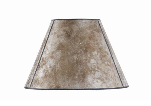 Hunter Lighting Holmes Large 15 White Mix And Match Shade