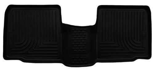 Husky Liners 19071 WeatherBeater Series Black Second Seat Floor Liner