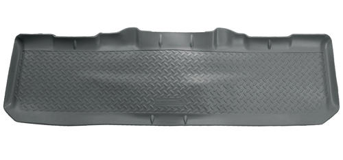 Husky Liners 63901 Classic Style  Black Floor Liner Second Row