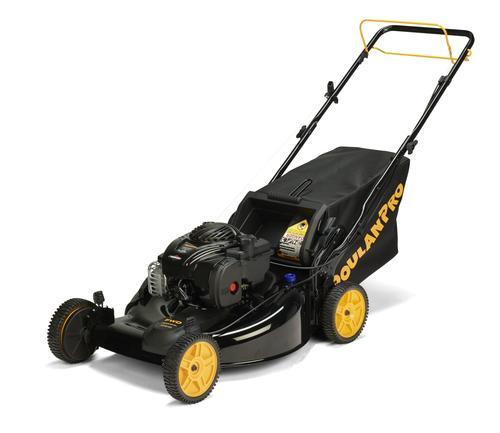 poulan pro 22 140cc gas self propelled lawn mower at menards