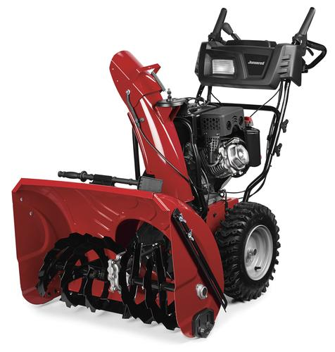 Menards Snow Blowers >> Jonsered 30 291cc Two Stage Electric Start Gas Snow Blower At Menards