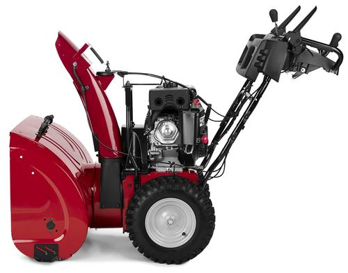 """Menards Snow Blowers >> Jonsered® 30"""" 291cc Two-Stage Electric Start Gas Snow ..."""