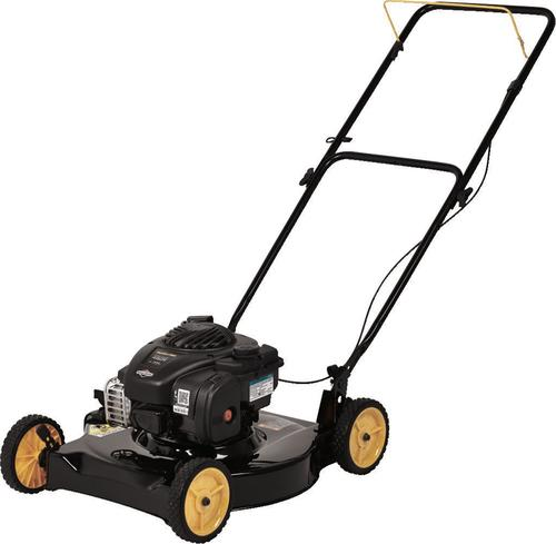 Poulan Pro 174 20 Quot 125cc Gas Push Lawn Mower At Menards 174