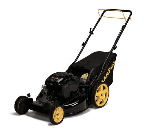 Poulan Pro 174 22 Quot 163cc Gas Self Propelled Lawn Mower At