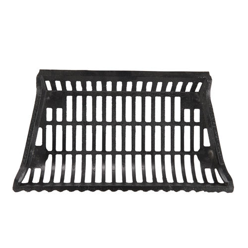 Hy C 22 Quot Cast Iron Fireplace Grate With 2 5 Quot Legs At Menards 174