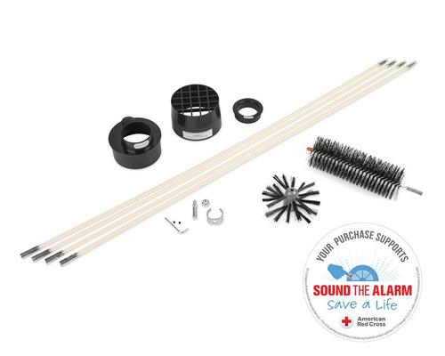 LintEater® Pro Rotary Dryer Vent Cleaning System at Menards®
