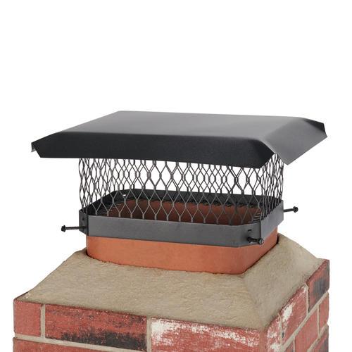 Shelter Single Flue Chimney Cover At Menards 174