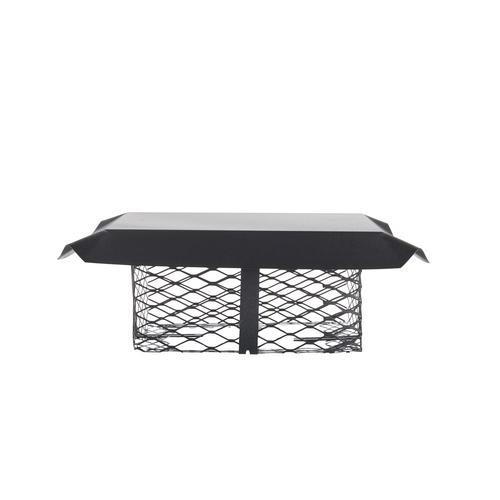 Shelter Adjustable Single Flue Chimney Cover At Menards 174