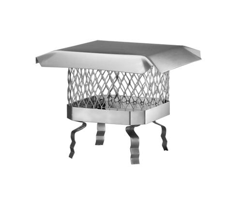 Shelter Stainless Steel Chimney Cap Leg Kit At Menards 174