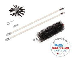Linteater 174 Pro Jr Rotary Dryer Vent Cleaning Kit At Menards 174