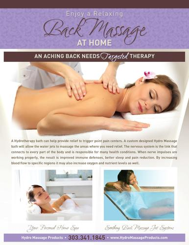 Hydro Massage Haven 6636 'Platinum' Series - Air