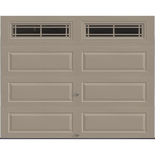 Ideal Door® Traditional Sandtone Insulated Garage Door
