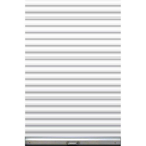 Bon Ideal Door® Ribbed Model 200M Roll Up Door At Menards®