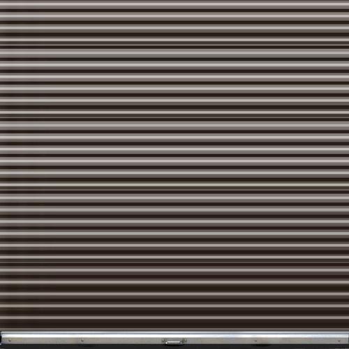 Ideal Door® 8u0027 X 8u0027 Ribbed Model 200M Roll Up Door At Menards®