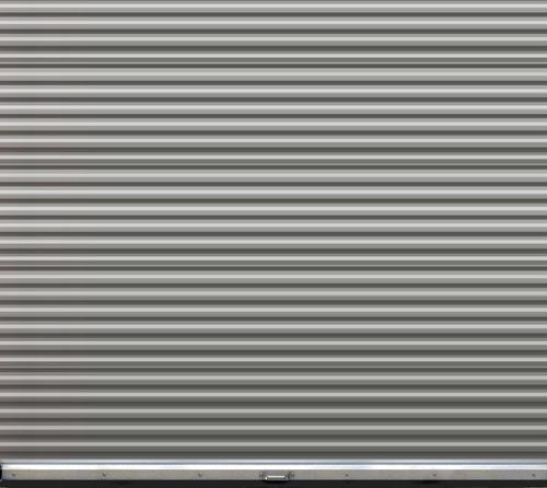 Ideal Door 174 Ribbed Model 200m Roll Up Door At Menards 174