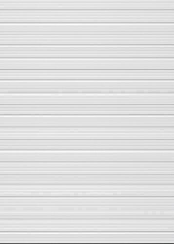 Ideal Door Commercial White Garage Door At Menards
