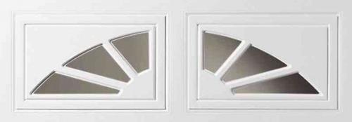 Ideal Door White Design Insert Sherwood Short Panel At Menards