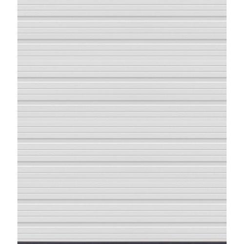 Ideal Door® Commercial White Garage Door At Menards®