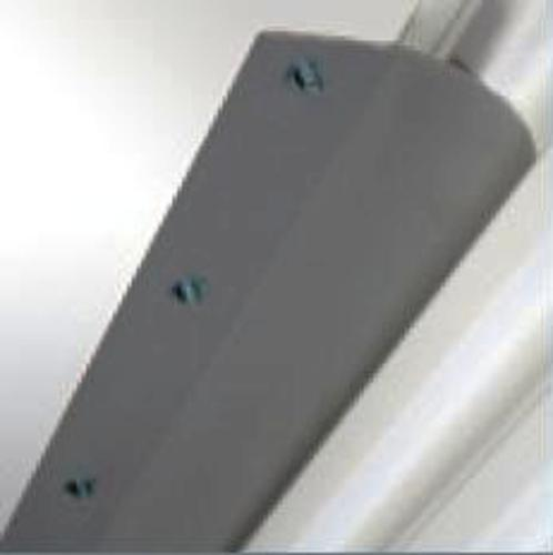 Ideal Door 8 Perimeter Draft Stop Weatherstrip For Roll Up Doors