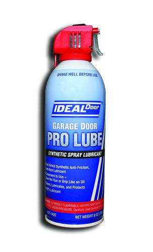 Ideal Door® 9 Oz Synthetic Garage Door Pro Lube At Menards®