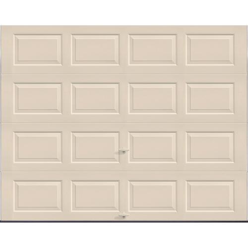 Ideal Door Traditional Non Insulated Garage Door At Menards