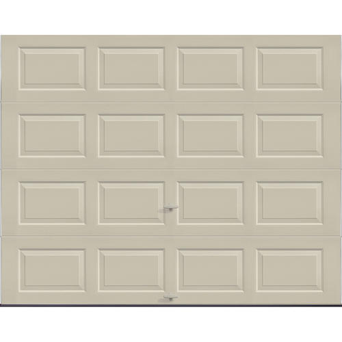 Ideal Door 174 Traditional Non Insulated Garage Door At Menards 174