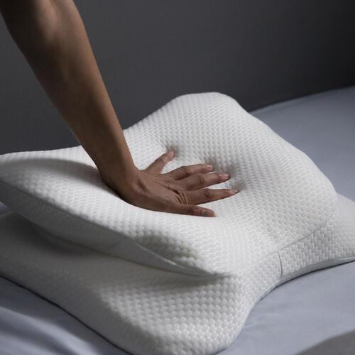 Copper Fit® Angel Sleeper Pillow at Menards®