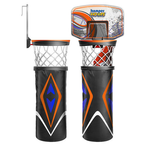 Basketball Hoop Laundry Basket Best WHAMO Hamper Hoops™ Basketball Hoop At Menards