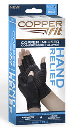 Copper Fit® Copper Infused Compression Hand Relief Gloves