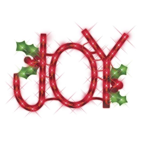 17 Joy Prelit Window Decoration At Menards