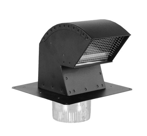 Imperial 4 Roof Vent Cap With Collar At Menards Rh Menards Com