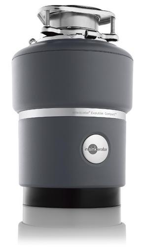 Insinkerator 174 Evolution Compact 174 3 4 Hp Garbage Disposal