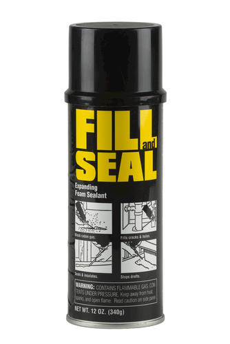 FILL and SEAL Expanding Foam Sealant - 12 oz at Menards®
