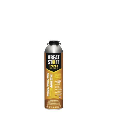 GREAT STUFF™ PRO™ Construction Polyurethane Foam Adhesive