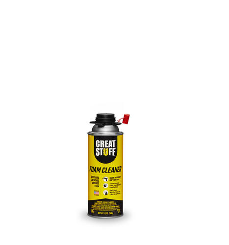GREAT STUFF PRO™ Foam Sealant Gun Cleaner 12 oz at Menards®