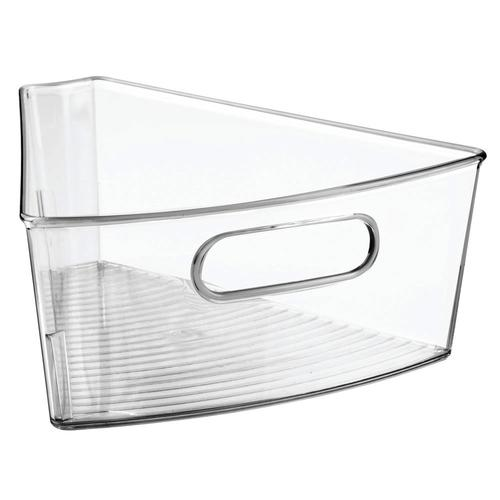 Interdesign Kitchen Binz Clear 1 8 Wedge 9 3