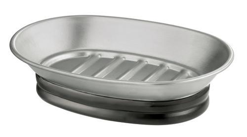 InterDesign York Metal Soap Dish