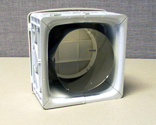 Ips 6 W X 6 H Glass Block Replacement Dryer Vent At Menards