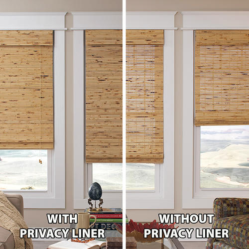 Intercrown Roman Shade Privacy Liner - 64
