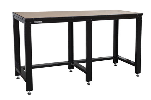 "performax® 65"" w x 37"" h x 24"" d heavy-duty work table at menards®"